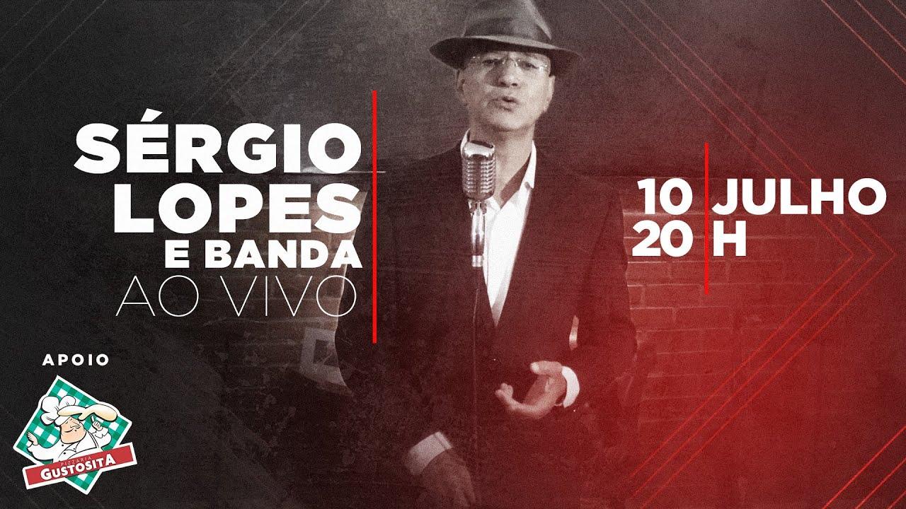 Sergio Lopes - Live #FiqueEmCasa e Cante #Comigo