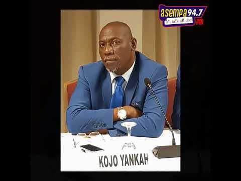 HOT AUDIO: GFA George Afriyie should apologise to the Executive Committe - Kojo Yankah