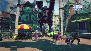 Gravity Rush 2 - Trailer E3 2016