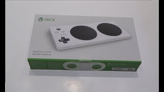 Unboxing the Xbox Adaptive Controller