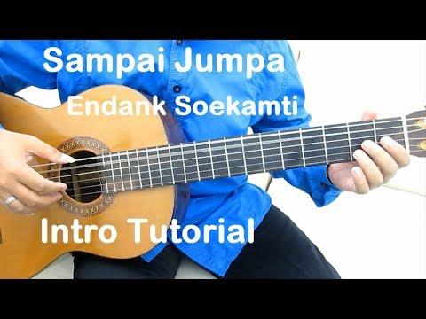 Belajar Gitar Sampai Jumpa (Intro) - Endank Soekamti Sampai Jumpa
