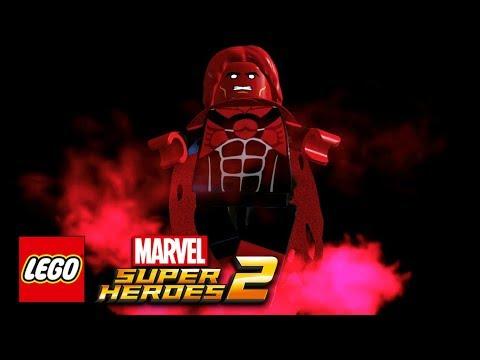 LEGO Marvel Super Heroes 2 - How To Make Void (Dark Sentry)