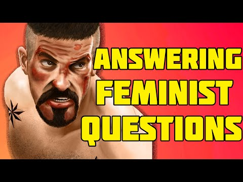 Buzzfeed Feminists Meet Russian (36 Questions For Men Answered)