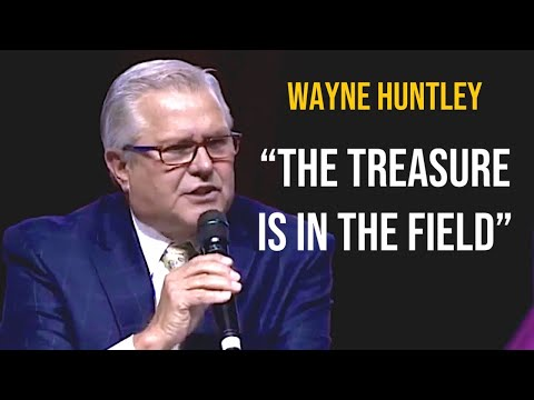 "Bishop Wayne Huntley preaching ""The Treasure Is In The Field"" UPCI General Conference 2019"