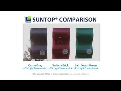 Suntop Color Comparison - YouTube