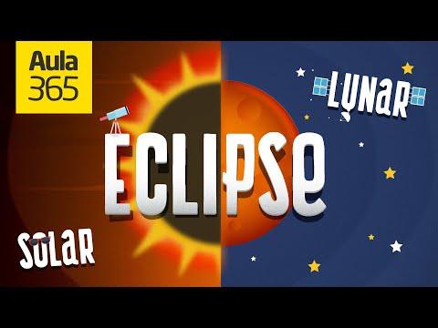 ¿Cuál es la diferencia entre un Ese Solar y un Ese Lunar?  Videos Educativos para Niños