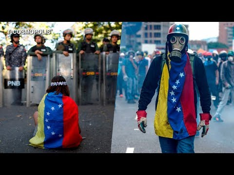 NOTICIA DE ÚLTIMA HORA, MERCENARlOS RUSOS LLEGAN A VENEZUELA A APOYAR A MADURO, PERO EUROPA...