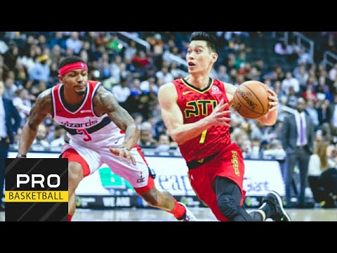 Washington Wizards vs Atlanta Hawks Full Game Highlights | feb. 4, 2019 | NBA Season | Обзор