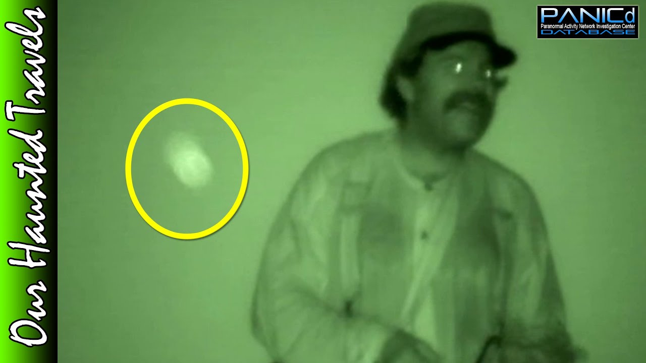 Spanish Military Hospital Orb - Our Haunted Travels by: Our Haunted Travels - PANICd
