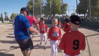 Giants vs Cubs - Fall Baseball - Team Highlights - Oct 14, 2018
