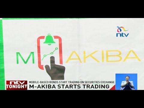 M-Akiba starts trading: Mobile-based bonds start trading on Securities Exchange