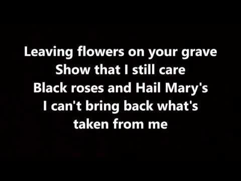 Five Finger Death Punch - Gone Away (lyrics)