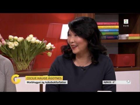 God morgen Norge - Cecilie Hauge Ågotnes: LavFODMAP (lavfodmap.no)