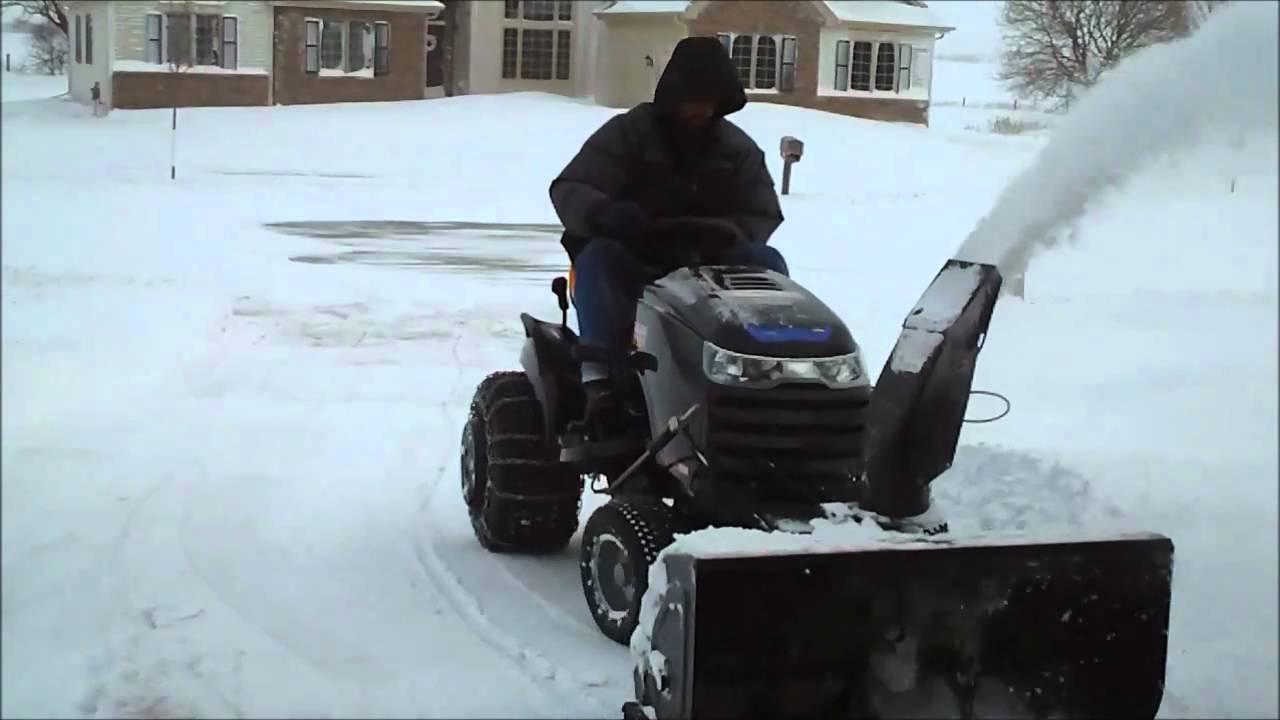 Craftsman Attachment Snow 42 Thrower