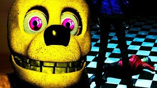 WITNESSING THE PURPLE MANS FIRST KILL! | FNAF Final Hours 2 (FREE ROAM Five Nights at Freddys)
