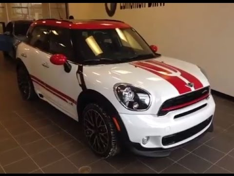 2017 Mini Cooper Countryman All4 4dr John Works