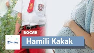 Heboh Siswa SD Hamili Kakak Kandung Siswa SMA di Sumatera Barat