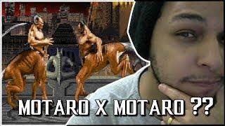 VOLTEI !! Motaro Vs Motaro no Ultimate Mortal Kombat 3