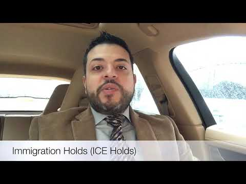 Immigration Holds (ICE Holds) - Houston Criminal Lawyer
