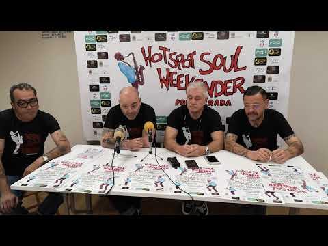 II Edición Hot Spot Soul Weekender en Ponferrada