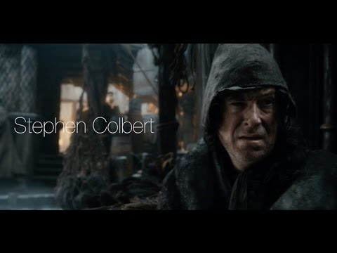 Youtube Colbert Lord Of The Rings