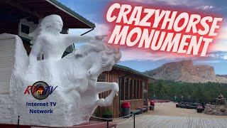 Crazy Horse Monument Mountain 2019