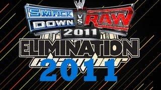 WWE SvR Classic #10 Elimination Chamber 2011 (SvR11)