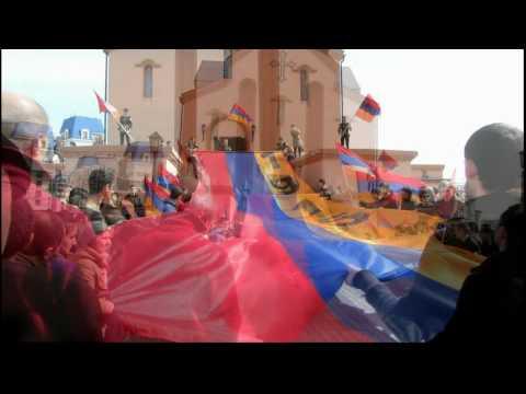 24 апреля 2010   Мы помним ГЕНОЦИД АРМЯН, Красноярск