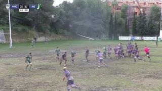 Trocadero Marbella Rugby   VS   Jaen Rugby