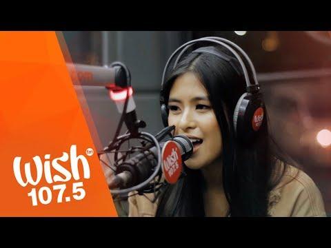 Gabbi Garcia sings