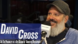 David Cross On The Possibility of a 6th Season of 'Arrested Development' - Jim & Sam