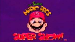 Super Mario Bros. Super Show! - Plumber Rap [ORIGINAL VERSION]