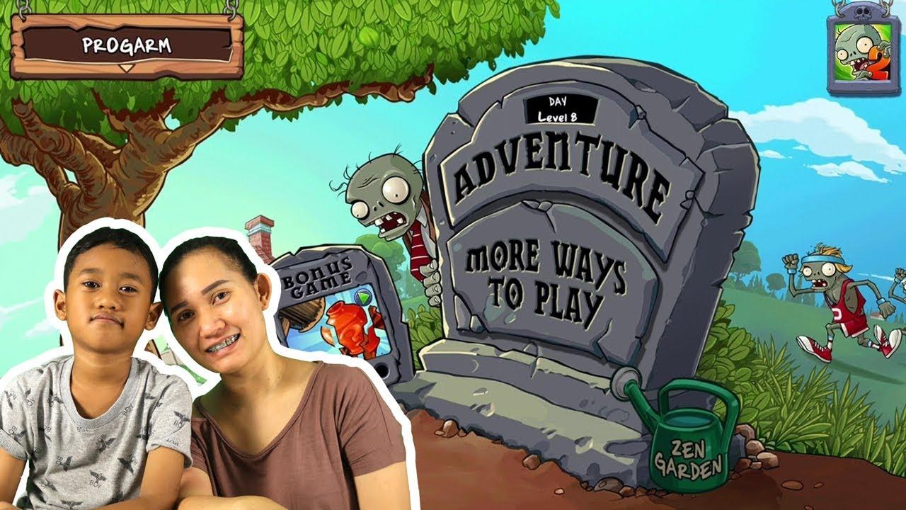 น้องโปรแกรม รีวิวเกมส์ Plants vs. Zombies | ศึกพจญภัยฆ่าซอมบี้ ภาค1