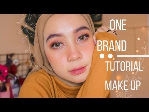 one-brand-makeup-tutorial-with-wardah- -syahlaeffendi
