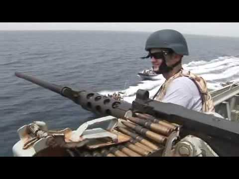 Boarding Party Operations  HMAS Parramatta