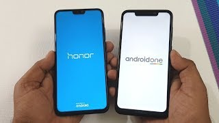 Honor 8X vs Motorola One Power Speed Test | Ram Management Test | TechTag