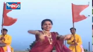 Daginyan Madhau Ambabai - Ambabai Marathi Songs - Tuljapur Chi Ambabai Gani