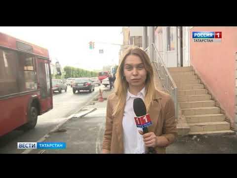 Скандальное ДТП в центре Казани: новые подробности