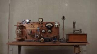 The Birth of Radio Broadcasting (Part 3): Hanso Idzerda's PCGG Radio Transmitter. How does it work?