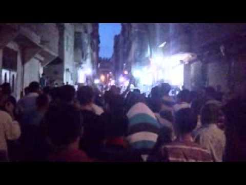 حلب - السكري - جامع أويس القرني 22-06-2012