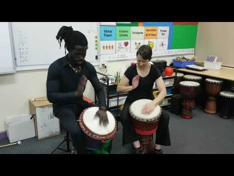 African star dance and drumming company
