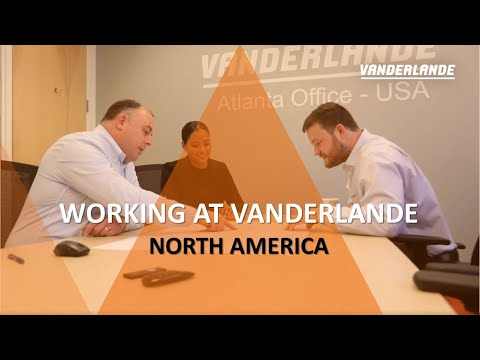 Working at Vanderlande - Recruitment video North-America