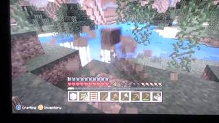 Minecraft Episode 2: A Small Wheat Farm and Not Much Else