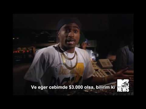 Tupac, Açgözlülük Hakkında Konuşuyor (1992 Röportajı)