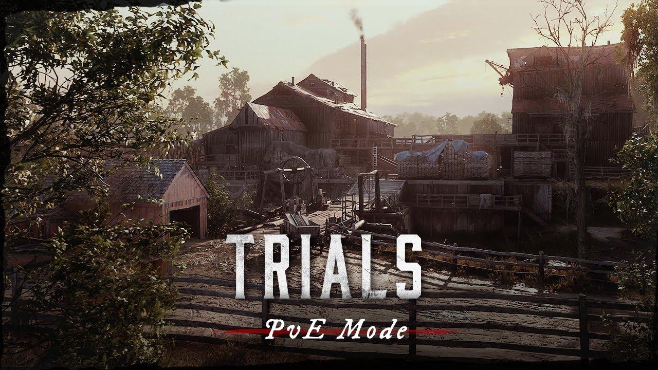 Hunt: Showdown I Trials Trailer