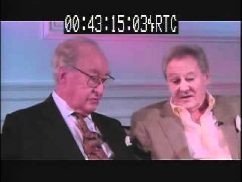 Trevor Bannister discusses Are You Being Served with Frank Thornton and Jeremy Lloyd