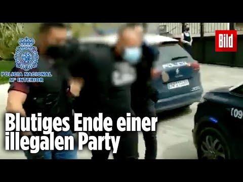 DJ bei illegaler Nobel-Party in Spanien erschossen – zwei Deutsche festgenommen