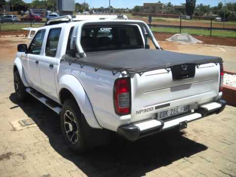 2010 NISSAN NP 300 HARDBODY 2.4 D/C 4X4 MANUAL Auto For Sale On Auto Trader South Africa