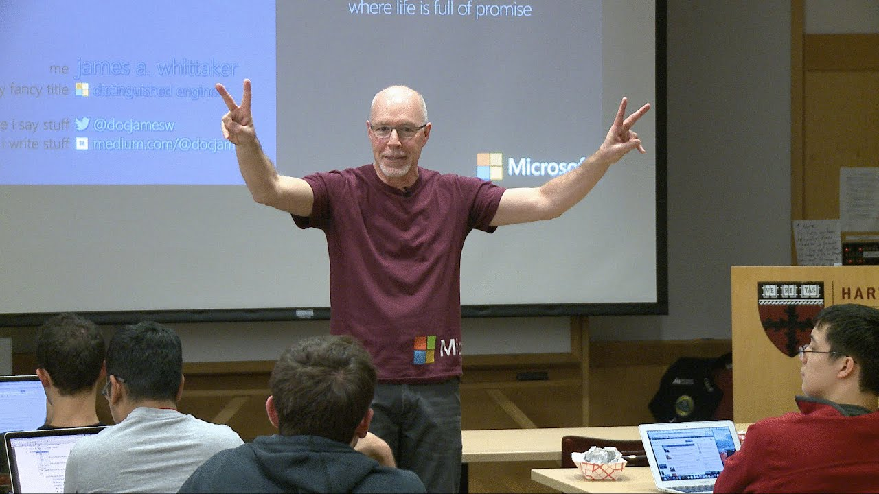 The Internet of Things by James Whittaker of Microsoft #1