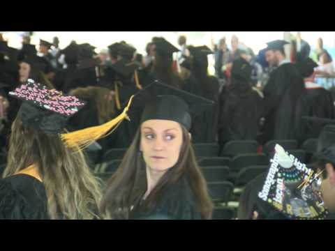 Bunker Hill Community College Commencement 2017